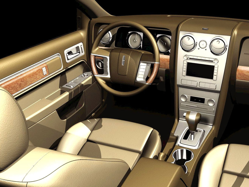 Lincoln MKZ: 11 фото