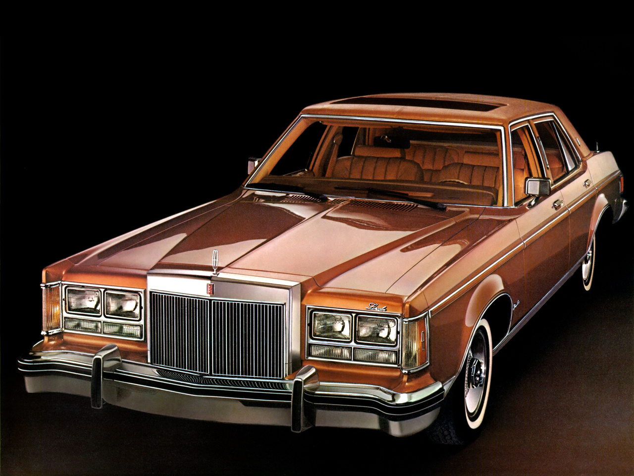 Lincoln Versailles: 10 фото