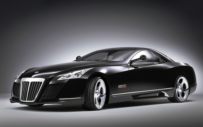 Maybach Exelero: 1 фото