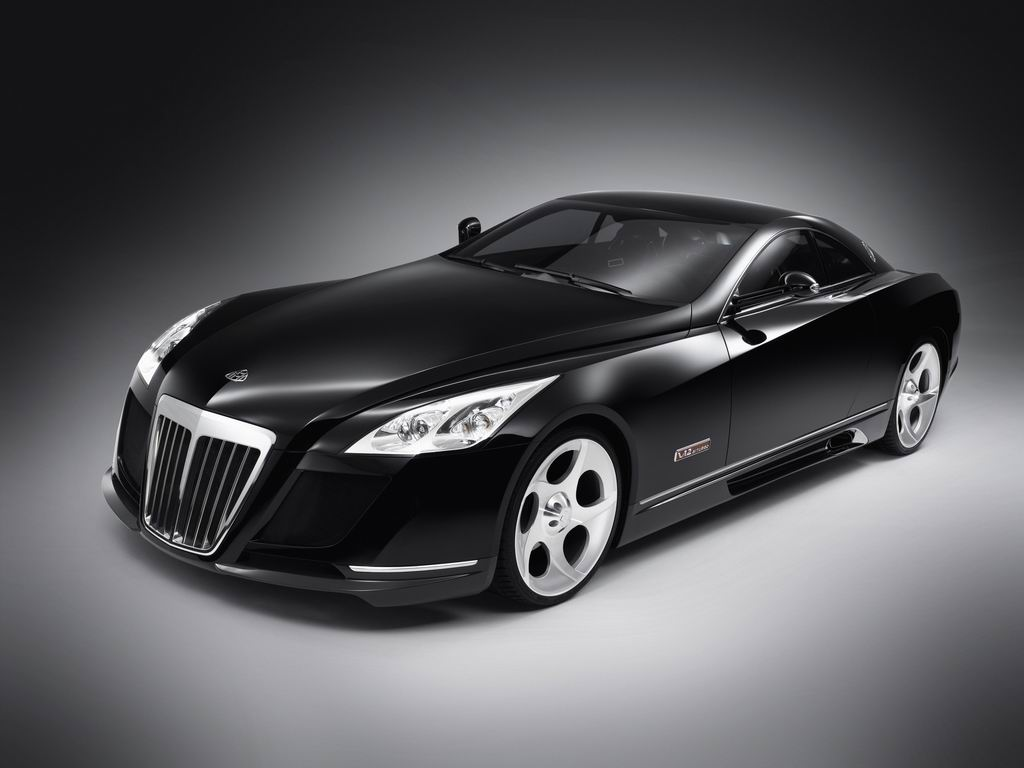 Maybach Exelero: 7 фото