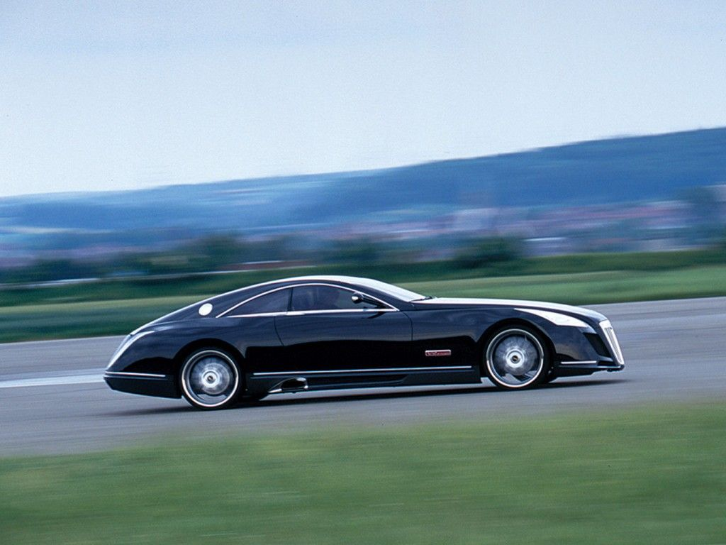 Maybach Exelero: 12 фото
