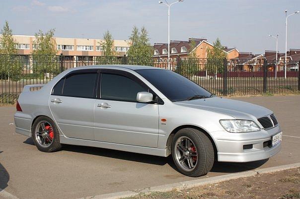 Mitsubishi lancer cedia 2000-2003 г.г инструкция по применению