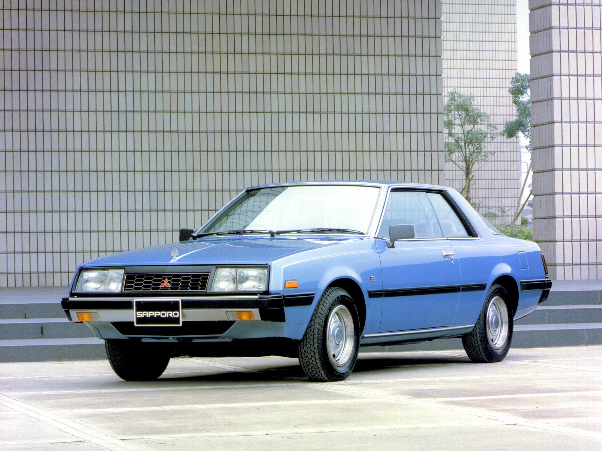 mitsubishi sapporo 1976