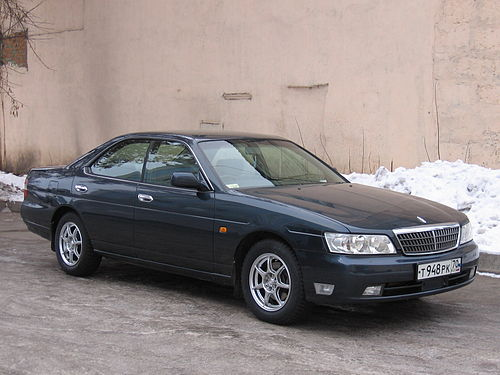 Nissan Laurel - 500 x 375, 02 из 14