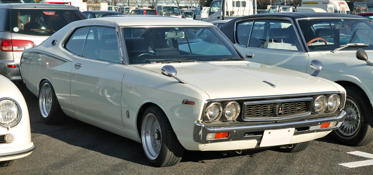 Nissan Laurel - 1280 x 600, 04 из 14