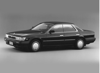 Nissan Laurel: 7 фото