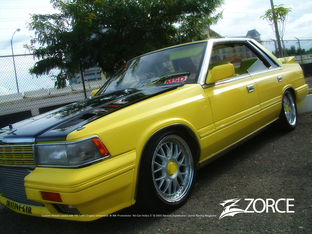 Nissan Laurel: 12 фото