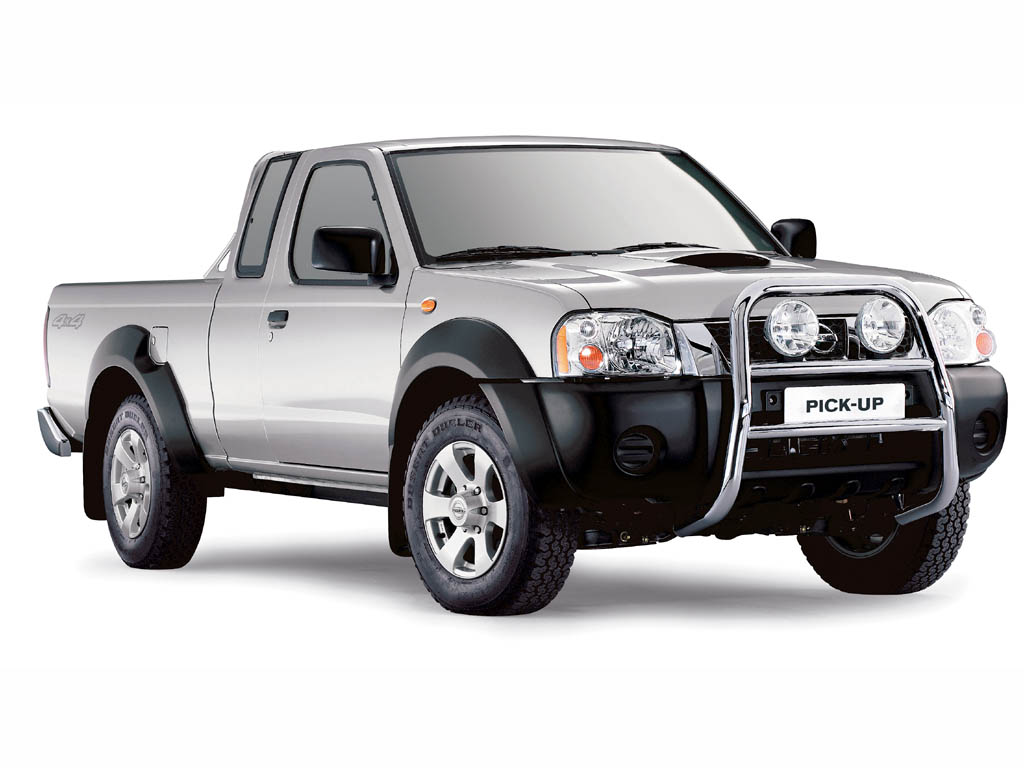 Nissan Pick Up: 5 фото