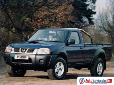 Nissan Pick Up - 400 x 300, 10 из 20