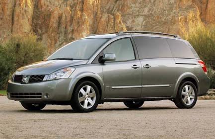 Nissan Quest: 4 фото