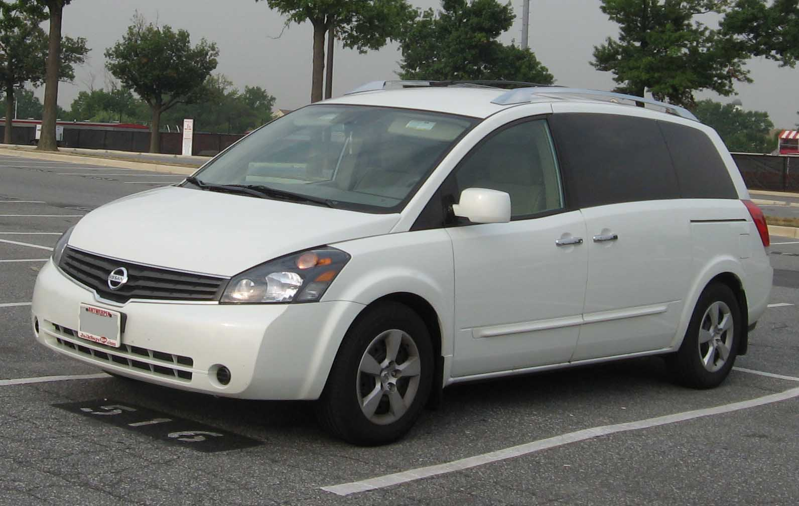 Nissan Quest: 9 фото