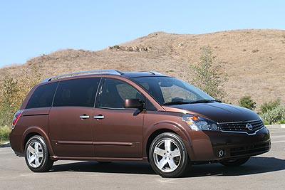 Nissan Quest: 10 фото
