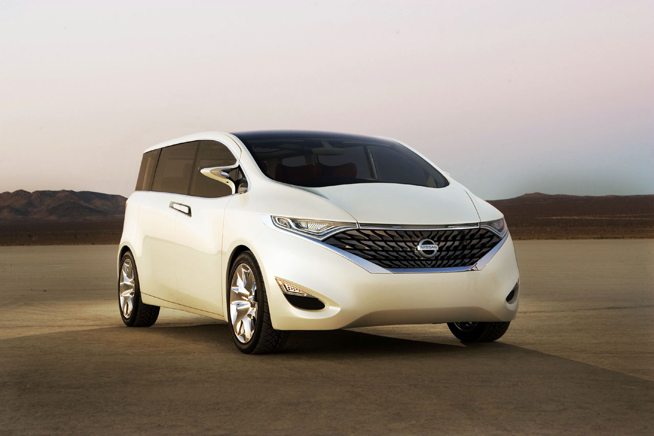 Nissan Quest: 12 фото
