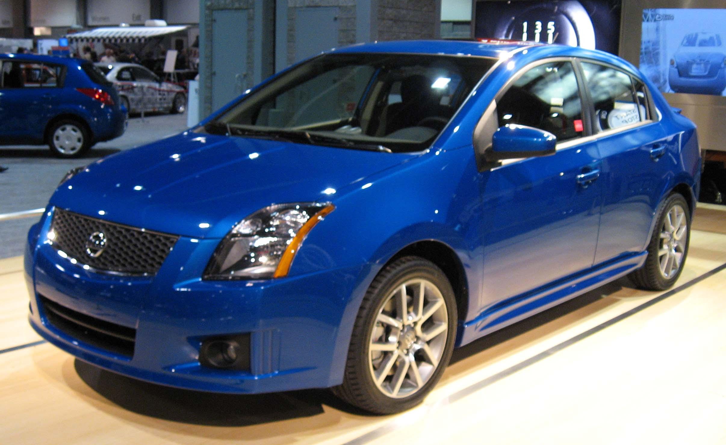 Nissan Sentra Se R 10 ...