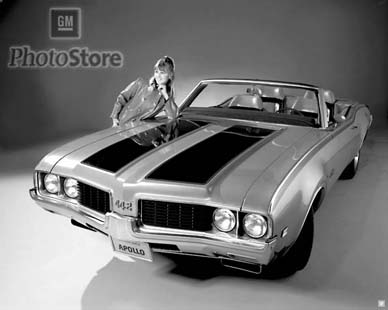 Oldsmobile Cutlass 442 - 388 x 310, 02 из 15