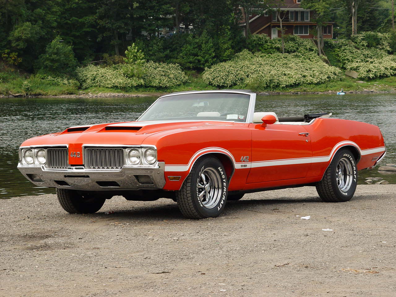 Oldsmobile Cutlass 442: 3 фото