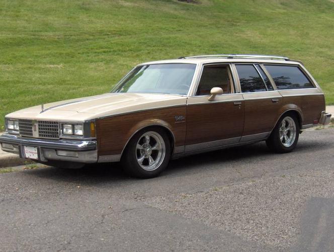 1980 olds cutlass wagon