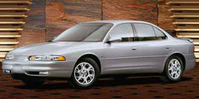 Oldsmobile Intrigue: 5 фото