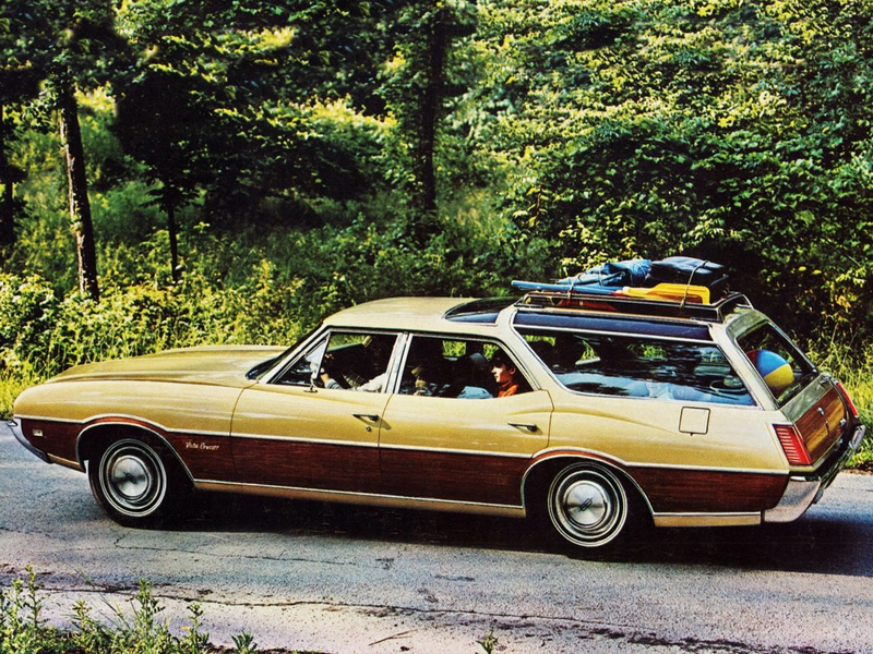 Oldsmobile Vista Cruiser: 8 фото