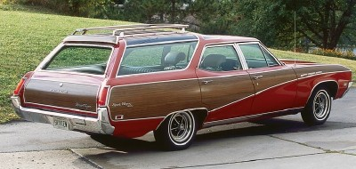 Oldsmobile Vista Cruiser: 9 фото