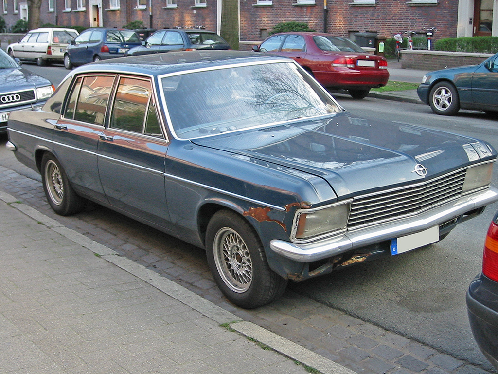 Opel Admiral