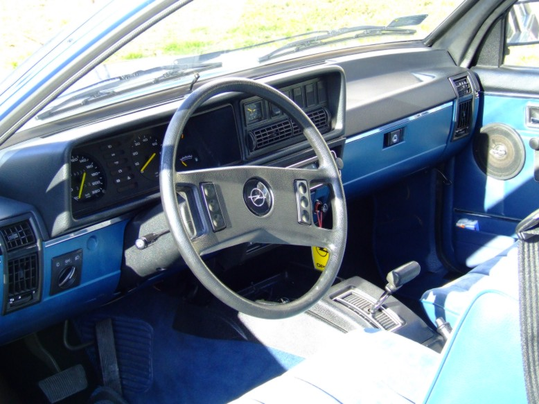 Opel Commodore: 7 фото