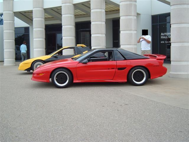 Pontiac fiero concept