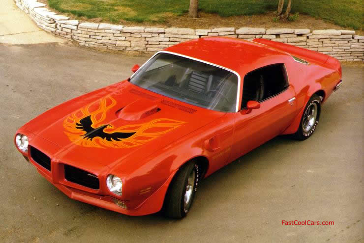 Pontiac Firebird Trans Am: 2 фото