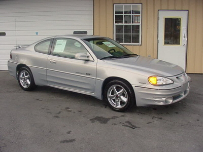 Pontiac Grand Am: 1 фото