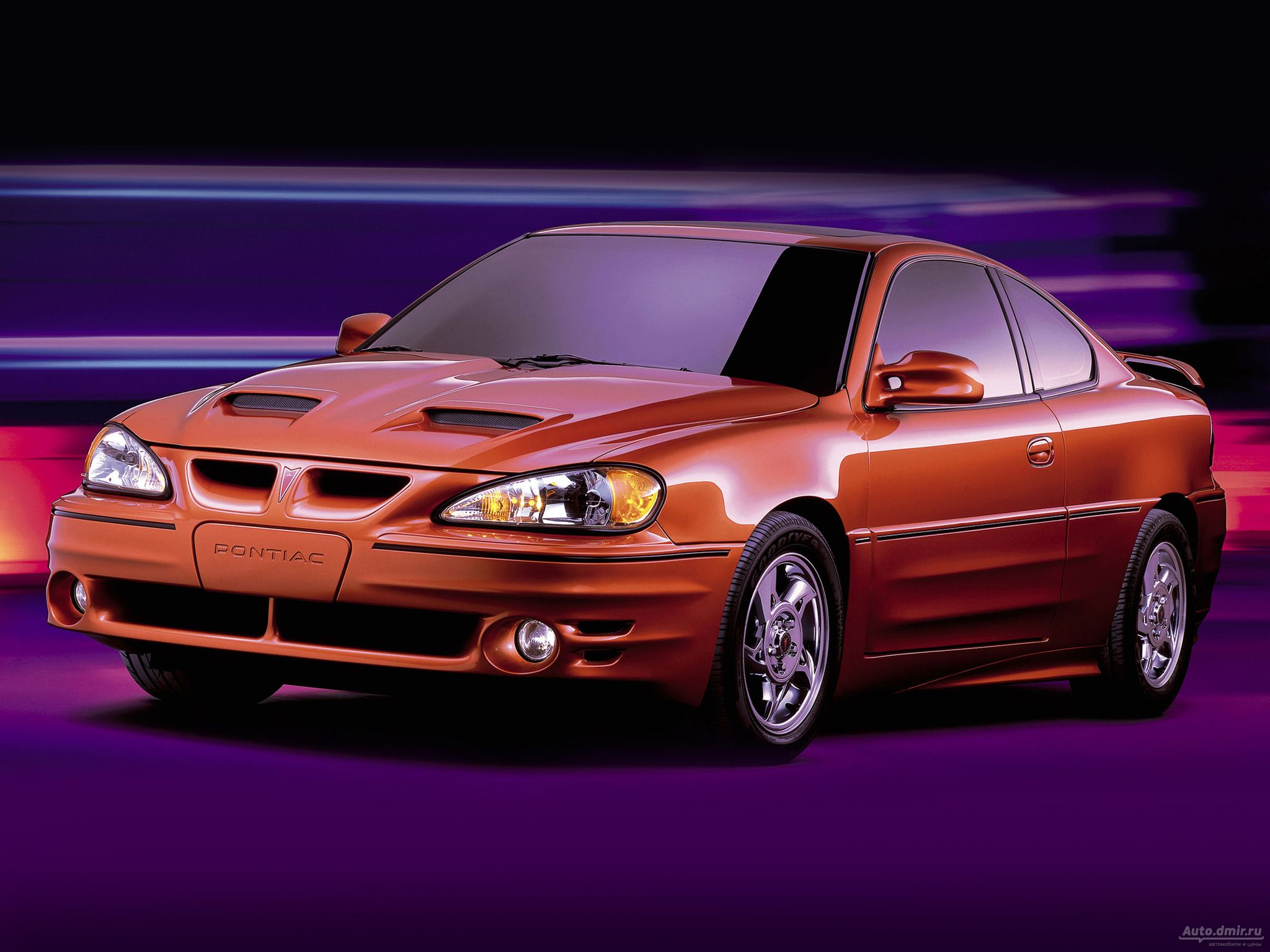 Pontiac Grand Am: 9 фото