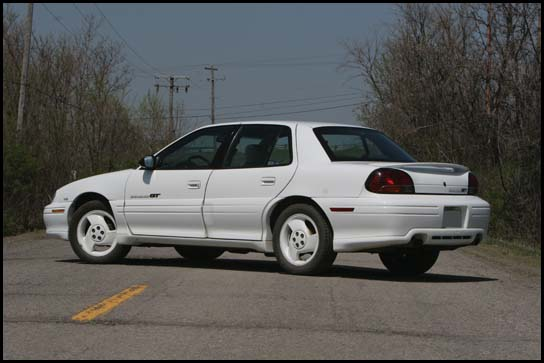 Pontiac Grand Am: 11 фото