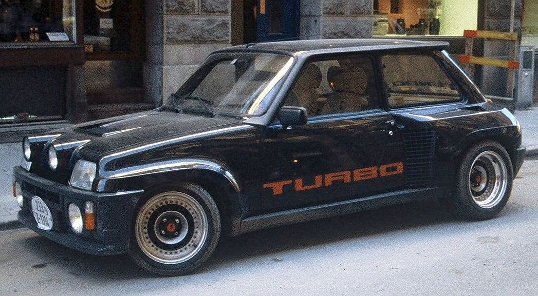 Renault 5 Turbo - 1047 x 577, 04 из 18