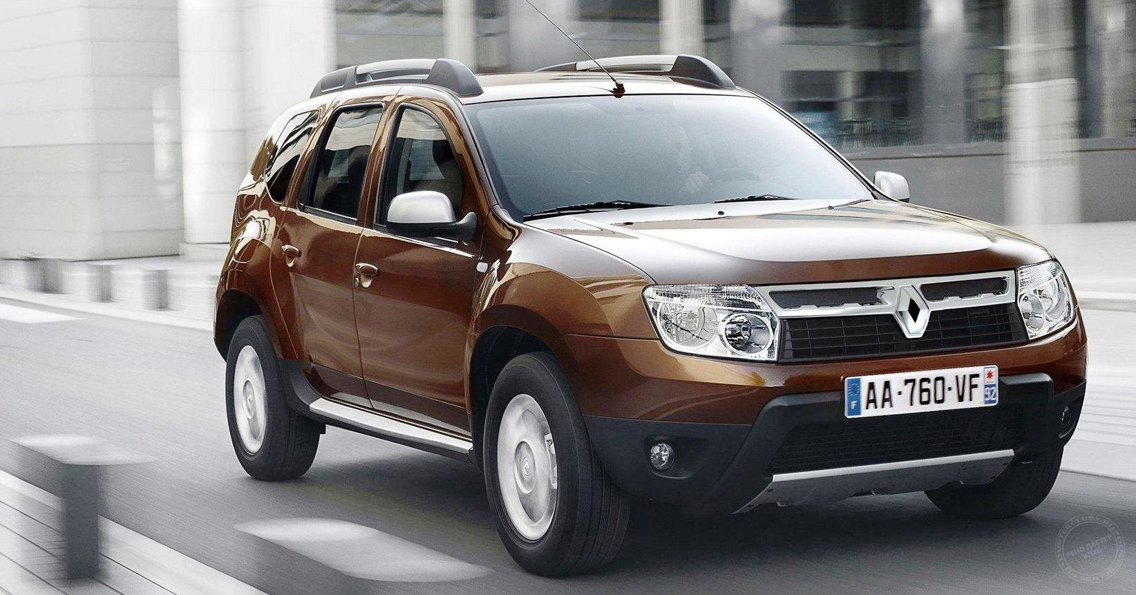Renault Duster: 6 фото