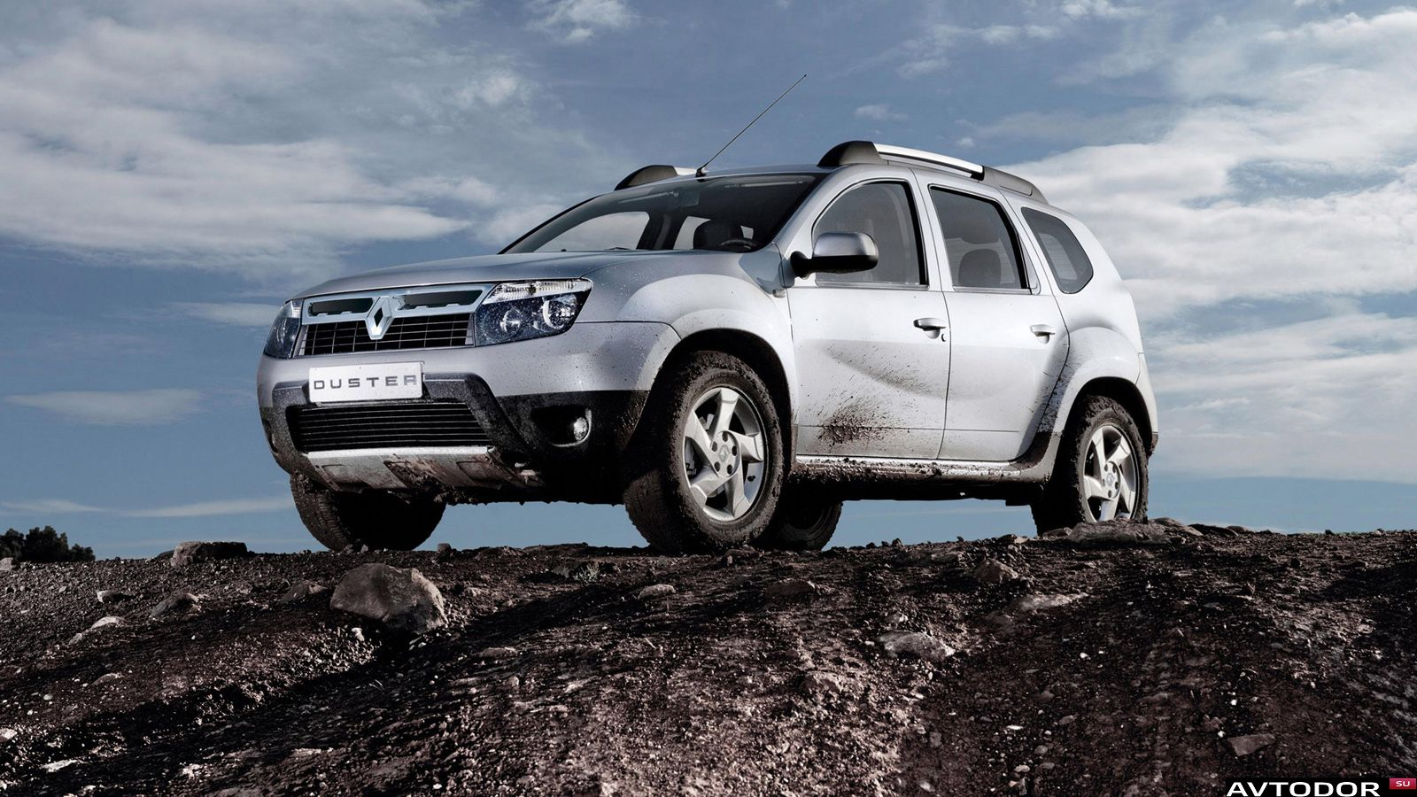 Renault Duster: 7 фото
