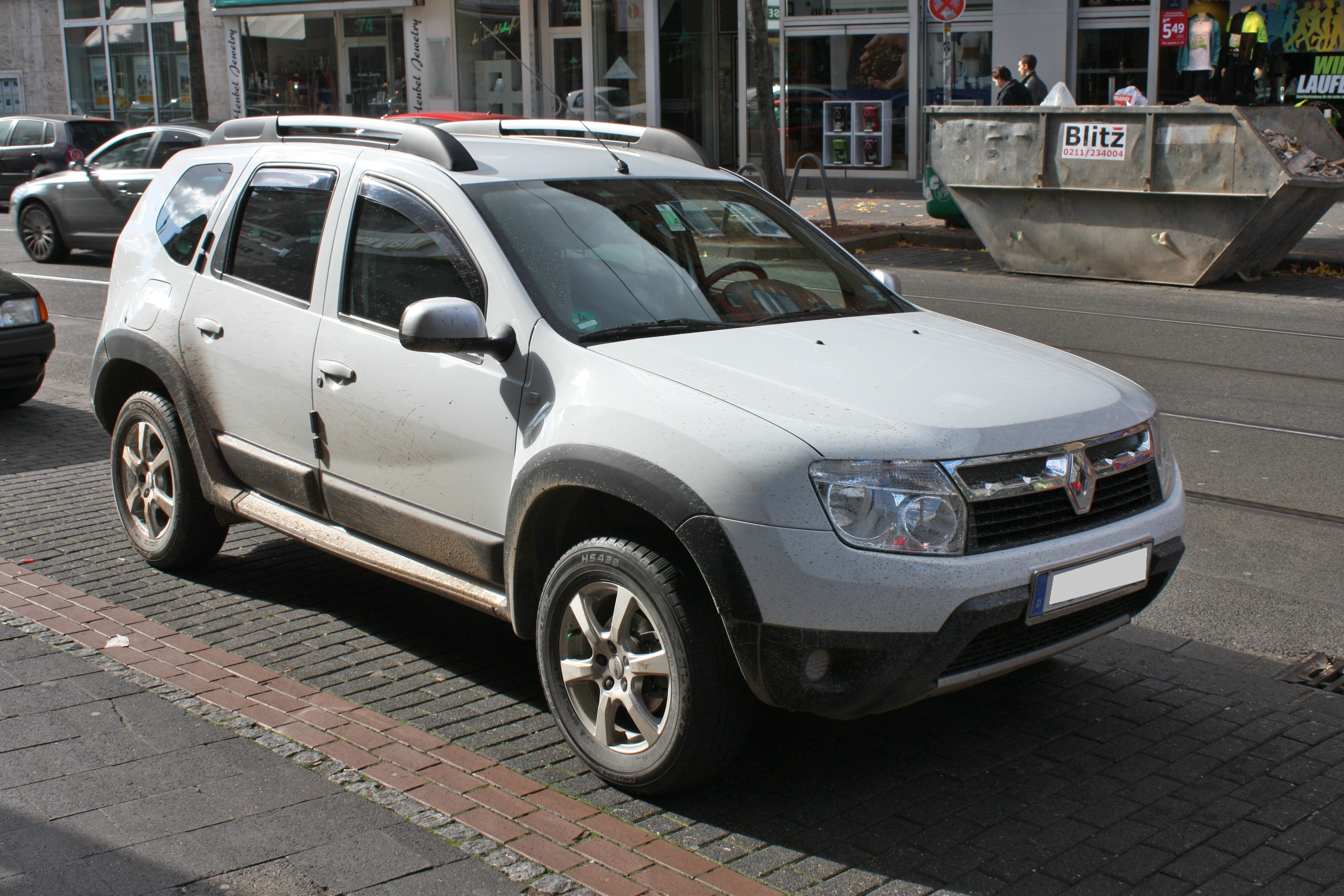 Renault Duster: 9 фото