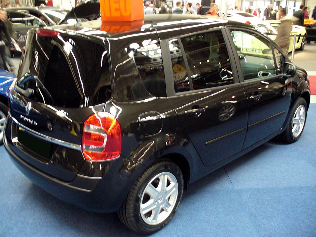 Renault Grand Modus: 2 фото