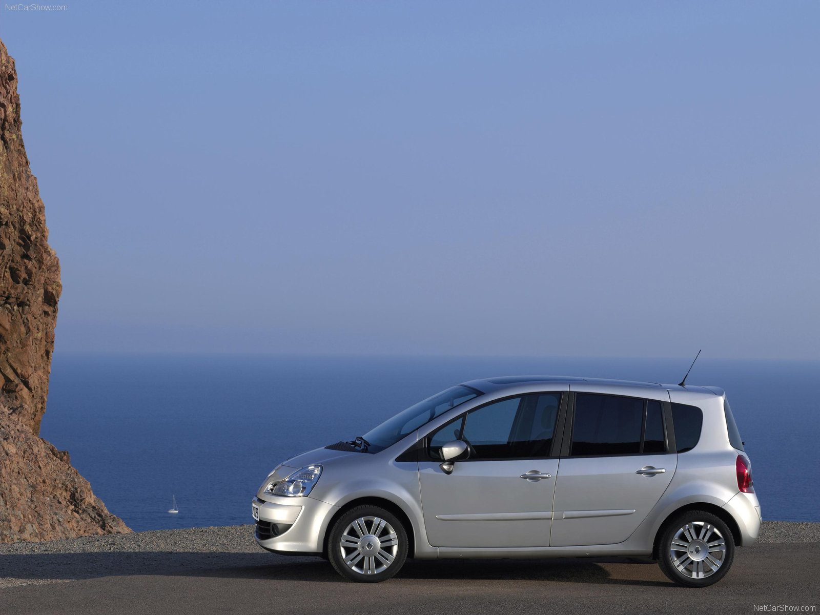 Renault Grand Modus: 3 фото