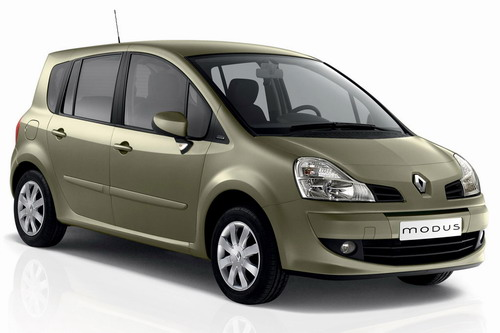 Renault Grand Modus: 5 фото