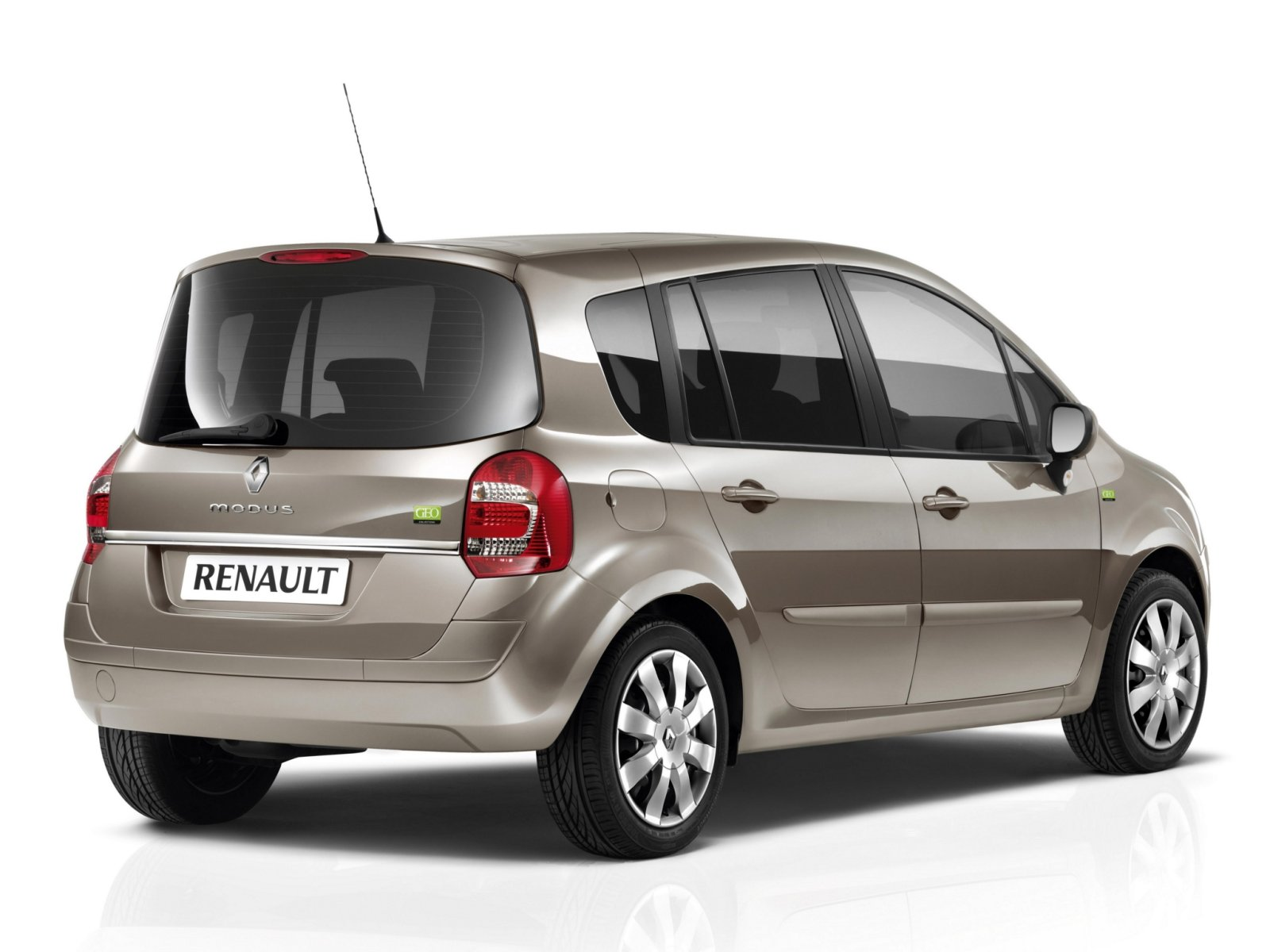 Renault Grand Modus: 8 фото