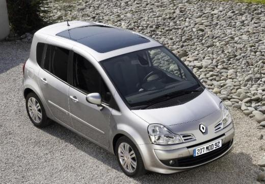 Renault Grand Modus: 9 фото