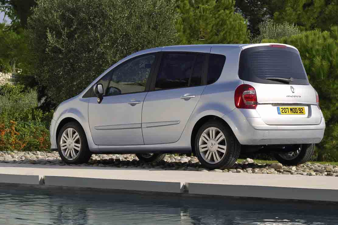 Renault Grand Modus: 10 фото