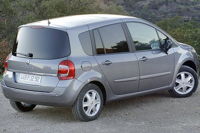 Renault Grand Modus: 12 фото