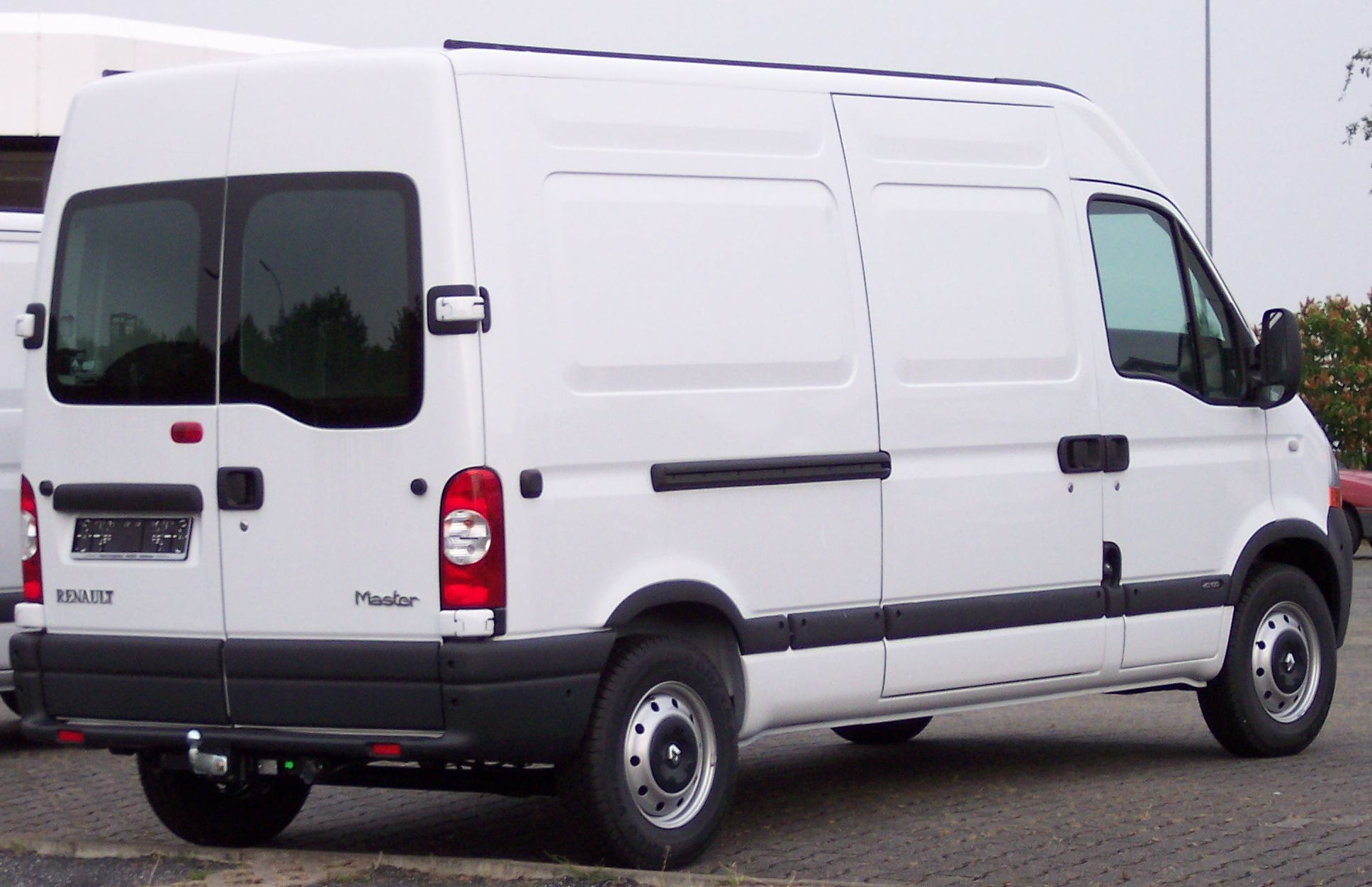 Renault Master: 1 фото