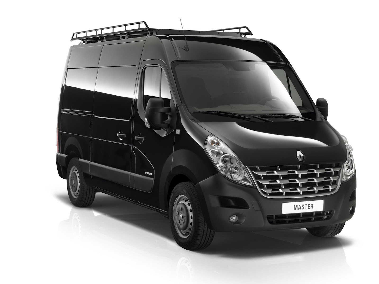 Renault Master: 3 фото