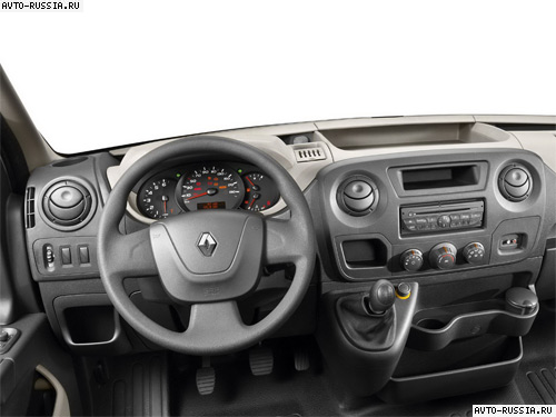 Renault Master: 5 фото