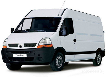 Renault Master: 6 фото