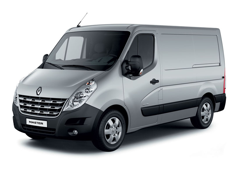 Renault Master: 7 фото
