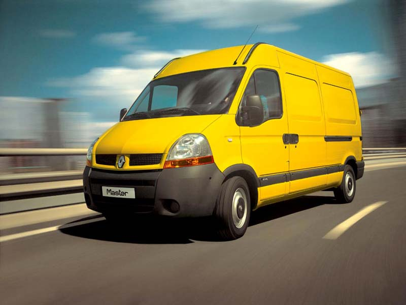 Renault Master: 9 фото