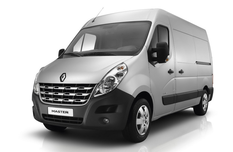 Renault Master: 10 фото
