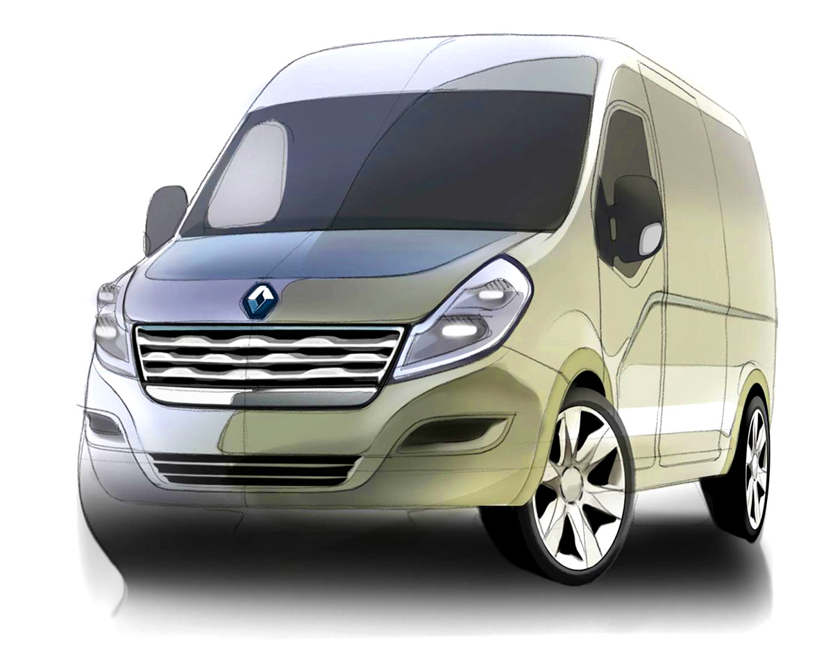 Renault Master: 11 фото